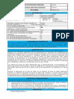 ok MDCr019_V8   -   syllabus  -  Bases de datos II