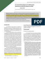 Jofré D. (2018). Idealización y y Trnasmision Psiquica en la Adolescencia. Interpretacion de un evento de violencia.pdf