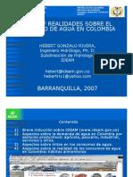 Cartagena Agua consumos