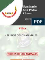 GUIA. SEXTO TEJIDO ANIMAL.pptx