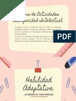 FICHERO DE ACTIVIDADES PARA DISCAPACIDAD INTELECTUAL.pptx