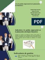 Presentación Actividad 4- Planeación Estratégica Financiera