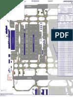 AIRCRAFT GROUND MOVEMENTPARKINGDOCKING - TERMINAL 5 CHART - ICAO