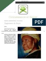 Sagesses de Baye - Site de testkb !.pdf