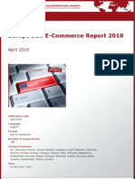 Europe B2C E-Commerce Report 2010 by yStats