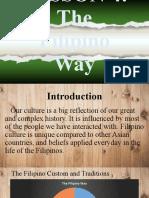 ETHICS REPORT (The Filipino Way)