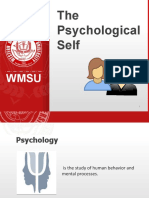 The-Psychological-Self