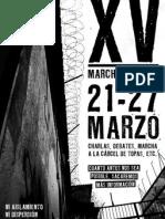 XV MARCHA A TOPAS