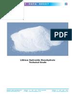 2020-11 Product Data Sheet LiOH TG CMP.pdf