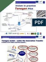 Connectivism in practice - The Tenegen Pilot