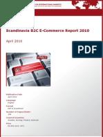 Scandinavia B2C E-Commerce Report 2010 by yStats