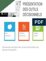 FOR-OUTILS- Présentation des outils décisionnels