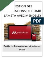 Mendeley_-Prise_en_main