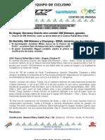 Boletin Equipo GW_Nº85_Clásicas- Ibague-y-Marinilla