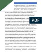 desgining teacher profession essay excerpt