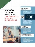 Charte « Les Services Publics s'Engagent »