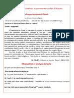 3 AS projet 1 sequence3 compréhension de l_écrit