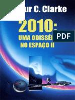 2010 - Uma Odisseia No Espaco - - Arthur C. Clarke.pdf