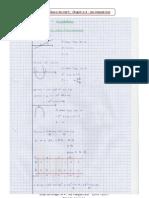 Cours de math - Chapitre 4 - les inequations