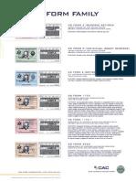 CAC & TESLIN card charts