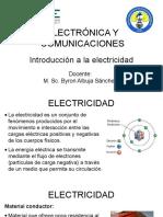 Elec. y Com. 01-01 Introducción a la electricidad