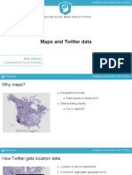 Analyzing Social Media Data in Python chapter4