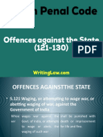 Offences Against State Online