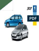 Buku Panduan Peugeot 307 HB T5_EN