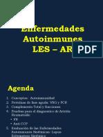 TEMA 10 - ENFERMEDADES AUTOINMUNES