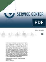 Service Center Manual Spanish