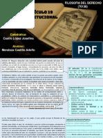 ARTICULO 19 CONSTITUCIONAL