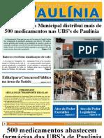 Semanário Oficial 8892 - 07/02/2011