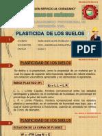 8. PLASTICIDAD DE LOS SUELOS