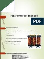 Transformateur triphasé PartieA