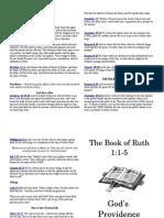Sermon Notes February 13 2011