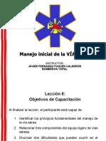 8. TR. MANEJO INICIAL DE LA VIA AEREA.ppt