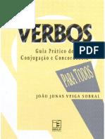 João Jonas Veiga Sobral - Verbos - Guia prático de conjugação e concordância.pdf