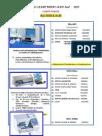 BASE INSTALLEE MEDICALEX Sarl   CLIENTS PUBLICS    2020.docx