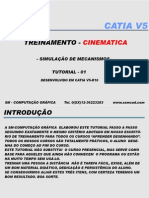 Tutorial 01- Catia - Cinemática