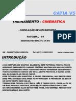 Tutorial 01- Catia - Cinemática