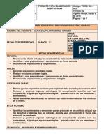 BITÁCORA 3 PERIODO PILAR RAMIREZ 2020