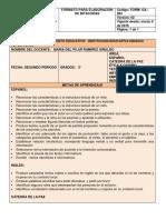 BITÁCORA 2 PERIODO PILAR RAMIREZ 2020