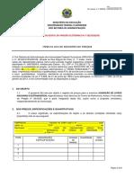 07- Anexo III - PE 39-2020 - Minuta Ata de Registro de Preços