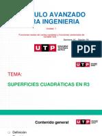 S10.s1-Superficies cuadráticas en R3