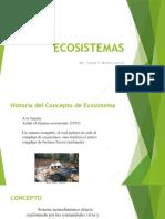 ECOSISTEMAS I