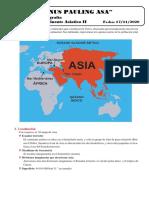 El Continente-Asiático II LINUS