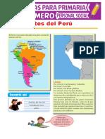 Límites-del-Perú-para-Primer-Grado-de-Primaria