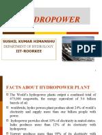 ppt on Hydropower