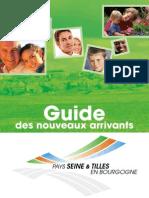 Guide des Nouveaux Arrivants du Pays Seine-et-Tilles en Bourgogne