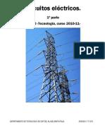 Electricidad 3eso 2010-11